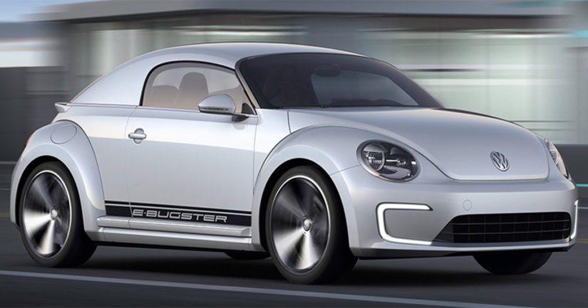 Volkswagenin suunnittelupajan tuotoksista on jo esitelty muun muassa sähköisen E-Bugsterin konsepti.