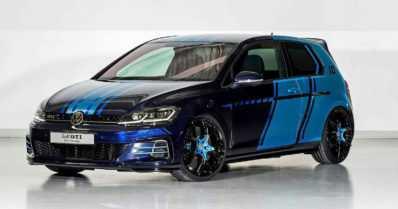 Muutama innokas VW Golf GTI -kuski synnytti megaluokan fanitapaamisen