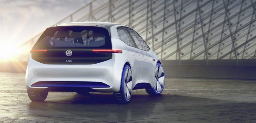 I.D. on VW:n ikonin Kuplan tavoin takavetoinen ja -moottorinen.