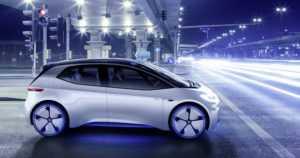 Volkswagenin I.D.-sähköauton muotoilu lähestyy tuotantomallia – ylin johto näytti vihreää valoa