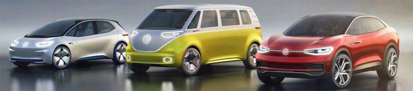 Volkswagen on perustamassa kokonaista I.D.-malliperhettä.