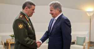 """Presidentti Niinistö tapasi Venäjän ja Yhdysvaltojen asevoimien komentajat – """"Vuoropuhelu toimii"""""""
