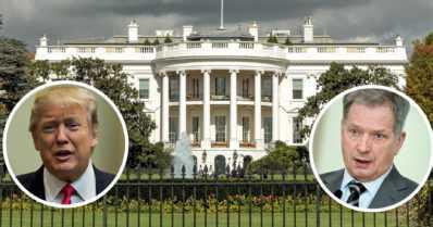 Houston, meillä on ongelma – Sauli Niinistö tapaa Donald Trumpin jo tänään Valkoisessa talossa