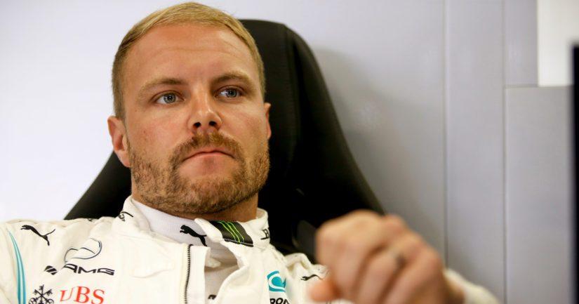 Valtteri Bottaksen ura jatkuu Mercedes-tallissa myös 2020.