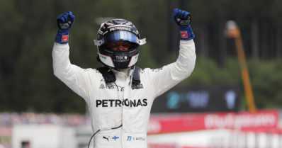 Dramaattinen F1-kisa ratkesi kahteen rengasrikkoon – kaksi suomalaista upeasti palkintopallille!