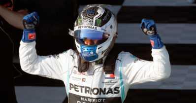 """Valtteri Bottas ajoi murskavoittoon F1-avauskisassa Melbournessa – """"Tämä oli paras kisani koskaan"""""""