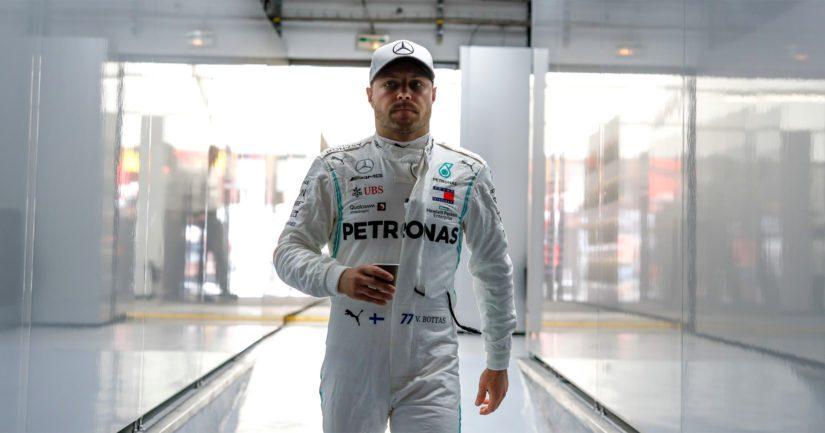 Valtteri Bottaksen sopimus Mercedeksen kanssa umpeutuu tämän kauden jälkeen.
