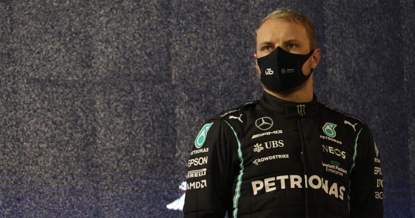 Valtteri Bottas ajaa Mercedes-tallissa jo viidettä F1-kauttaan.