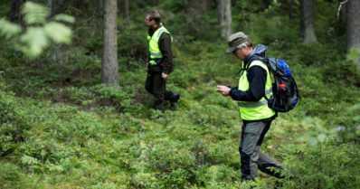 Älä eksy kesän luontoretkellä – Vapaaehtoinen pelastuspalvelu auttoi etsinnöissä joka toinen päivä
