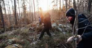Vapaaehtoinen pelastuspalvelu hälytettiin apuun useasti korona-aikana – varsinkin kadonneita etsittiin