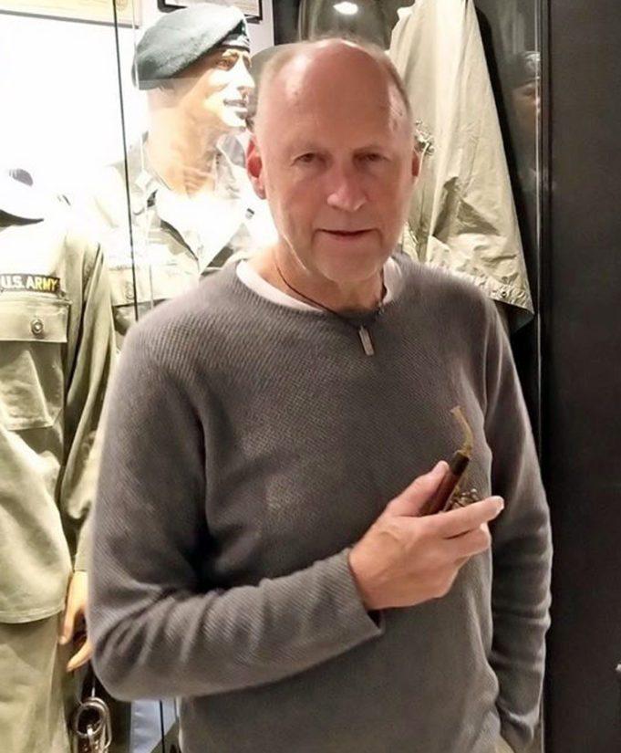 Veijo Aulion isä Heikki Aulio oli mukana Stella Polaris -operaatiossa.