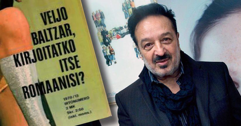 Kulttuurineuvos Veijo Baltzaria epäillään ihmiskaupasta, 1970-luvulla kohun keskellä oli kirjallinen tuotanto.