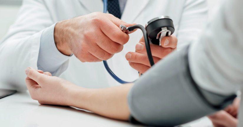 Kohonnut verenpaine oli melko yleinen erityisesti nuorilla miehillä,