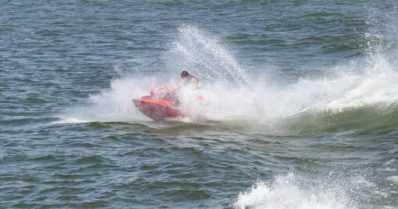 Kaksi vesijettiä törmäsi keulat vastakkain – lähistöllä olleesta veneestä saatiin nopeasti apua
