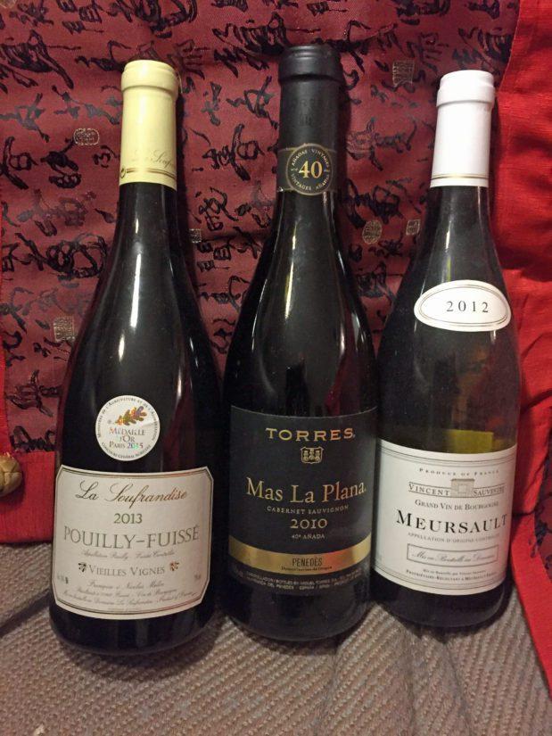 Hyviä viinejä, huono saatavuus, korkea hinta tai molemmat.