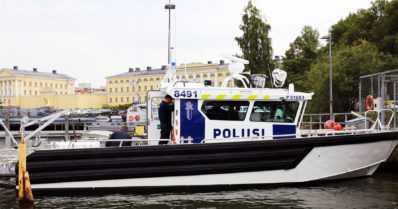 Maija merellä on Ville – poliisi sai uuden partioveneen 16 vuoden tauon jälkeen