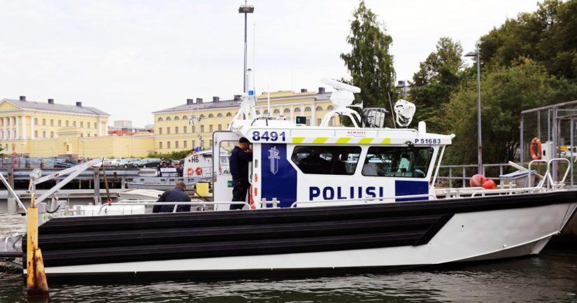 Poliisi Vaatimukset