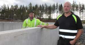 Pohjanmaan betonipojat kulkevat omia polkujaan –