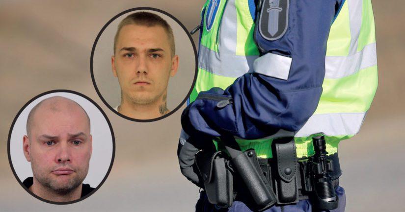 Poliisi pyytää soittamaan välittömästi hätäkeskukseen Janne Villikasta ja Joni Kasilasta tehdyistä havainnoista.