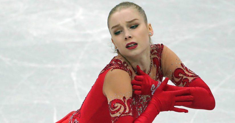 Viveca Lindfors voitti taitoluistelu-uransa viimeiseksi jääneessä kilpailussaan EM-pronssia