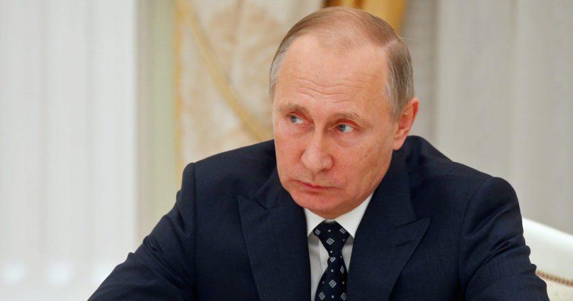 Vladimir Putinin neljäs presidenttikausi on päättymässä vuonna 2024.