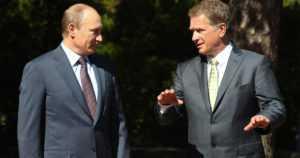 Niinistö ja Putin kävivät pitkän puhelinkeskustelun – esillä olivat myös Navalnyin vankilaolot