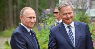 Vladimir Putin ja Sauli Niinistö puhuivat puhelimessa – Venäjä haluaa lähettää rauhanturvaajia Itä-Ukrainaan