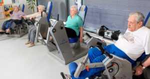 Erityisesti vanhana on syytä harjoitella lihasvoimaa – se vähentää kaatumisia ja hoivapalveluiden tarvetta