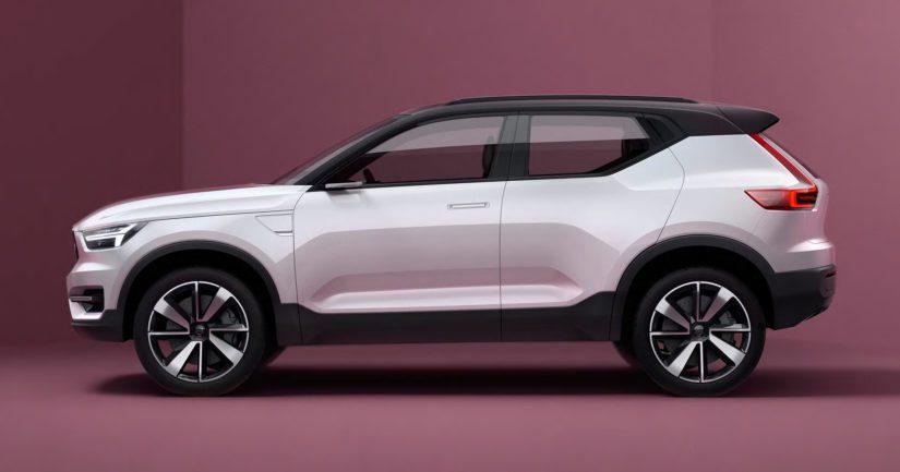 Ensi vuonna on kompaktin XC40:n vuoro, josta on jo annettu esimakua konseptiauton myötä.