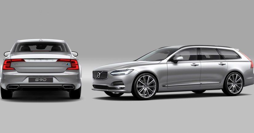 Volvon Polestar-sporttimallit saavat hybridivoimaa