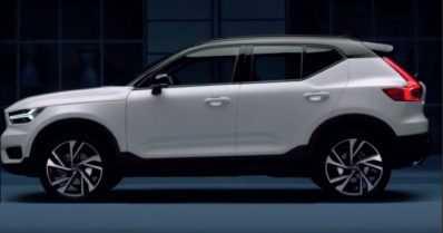 Volvon kompaktin SUV:n kuvat vuosivat julkisuuteen – XC40:stä tulee nuorekkain katumaasturi