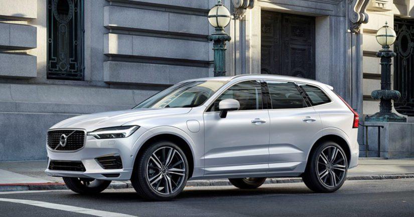 Volvon uudistumisvuoroon tuli nyt keskikokoinen XC60-katumaasturi.