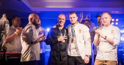 Vuoden Kokki -voittaja tulee Michelin-tähden ravintolasta Ruotsista