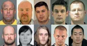 KRP kaipaa vihjeitä kymmenestä etsintäkuulutetusta – mukana törkeistä rikoksista tuomittuja