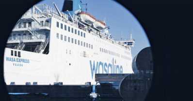 Matkustaja-aluksen autokannella syttyy tulipalo – onneksi vain suuronnettomuuden harjoituksessa