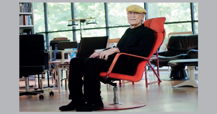 Elämäntyöpalkinto jaettiin 85-vuotiaalle muotoilija ja sisustusarkkitehti Yrjö Kukkapurolle.