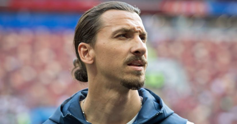 "Zlatan Ibrahimovic ""jäähdyttelee"" Los Angeles Galaxyssa"