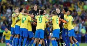 Brasilia voitti viimein kultaa – maan jalkapallon kunnia palautettu