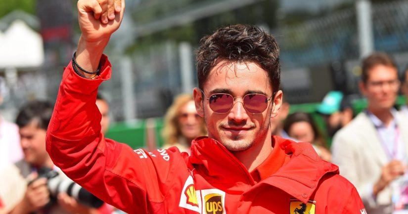 Charles Leclerc nousi Ferrarin ykköskuljettajaksi heti ensimmäisellä kaudellaan tallissa.