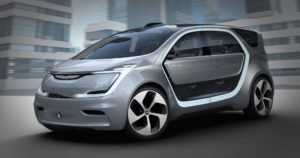 Chrysler tunnistaa jopa kuskin ja matkustajien kasvot