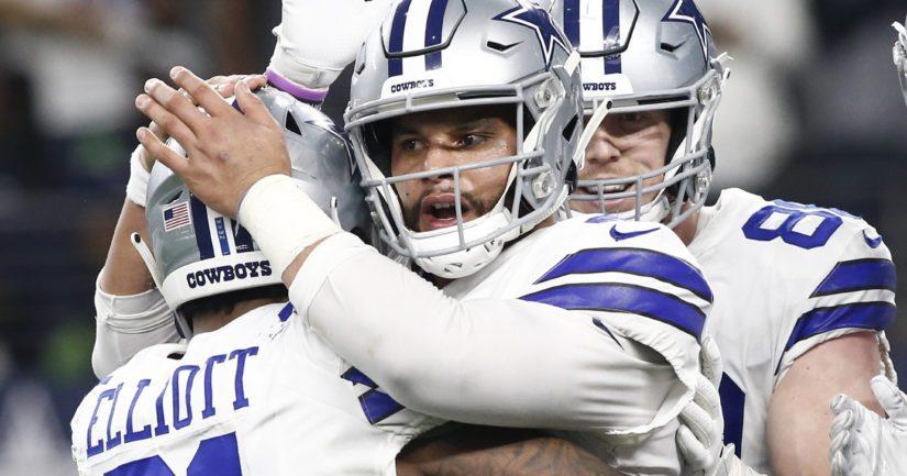 Dallas Cowboys on maailmanarvokkain urheiluseura (Kuva: AOP)