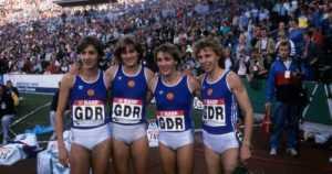 Dopingilla rakennettu urheilumahti romahti 30 vuotta sitten – maailmanennätyksiä yhä voimassa