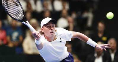 Suomalaisessa tenniksessä nousemassa uusi maailmanluokan huippupelaaja
