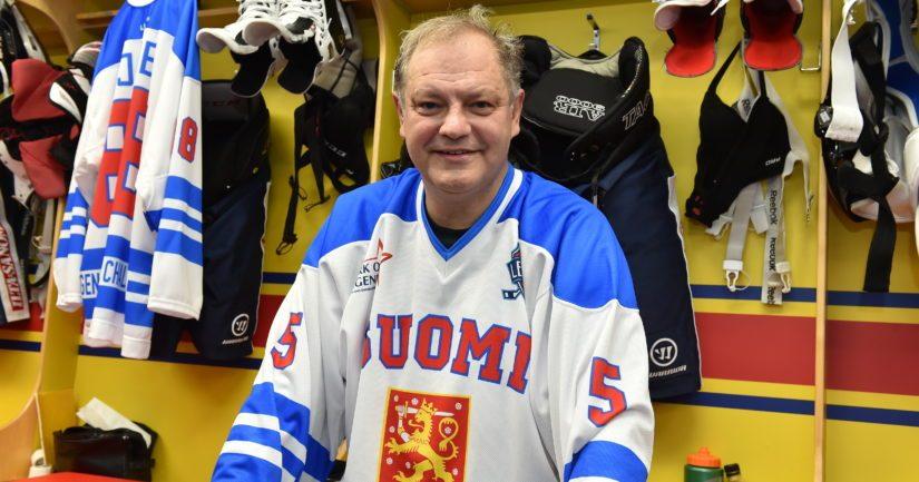 Esa Tikkanen voitti viisi Stanley Cupia. Suomalaisista vastaavaan on kyennyt vain Jari Kurri (Kuva: AOP)