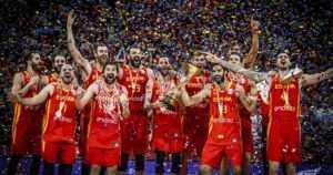 Espanja palasi koripallon maailmanmestariksi – voitti kultaa puhtaalla pelillä
