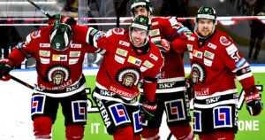 Jääkiekon Euroopan mestaruus jälleen Ruotsiin – Suomen taso ei vakuuta