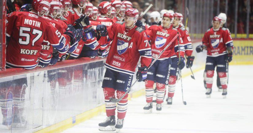 HIFK lukeutuu SM-liigan mestarisuosikkeihin.