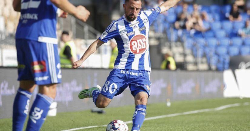 HJK:lla on riittänyt vaikeuksia kaudella 2019.