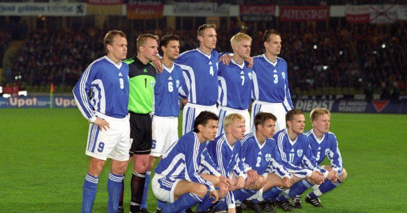 Suomen jalkapallomaajoukkue olisi edennyt 1999 EM-jatkokarsintaan, jos kisoihin olisi kelpuutettu 24 joukkuetta.