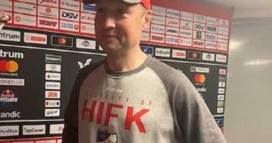 HIFK:n 46-vuotias maalivahti teki historiaa – poikakin jäällä samaan aikaan